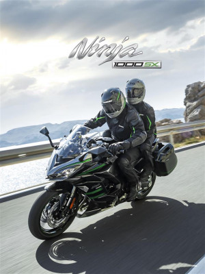 Nouvelle Ninja 1000SX