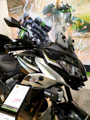 PROMO VERSYS 650 Pack GT